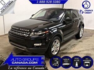 2015 Land Rover Range Rover Evoque Pure Plus+ AWD +GPS +TOIT PAN