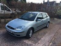 2004 Green Ford Focus