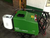 GERNI TURBO LASER 1500 HOT/COLD PRESSURE WASHER/STEAM CLEANER/JET/POWER WASH 240V