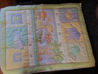 Kids Line- cot bed bedding set - very big in fantastic condition