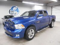 2010 Dodge Ram 1500 SPORT! HEMI 4X4! SUNROOF! FINANCING AVAILABL