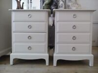 Beautiful set of two Bedside Tables.