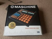 Maschine MK1 boxed with software licenses