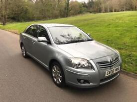 2008 TOYOTA AVENSIS TR 1.8 PETROL FOR SALE!!