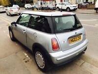 Mini one 1.6 petrol in very good condition