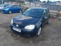 Golf tdi SE 1.9L Diesel 5DR 2006 Full service history on service 1 year mot excellent condition