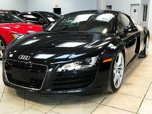 2009 Audi R8 4.2 6-SPD MANUAL | GT WHEELS INCL. | CLEAN!