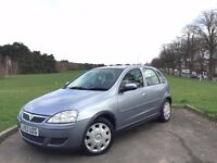 2003/53 VAUXHALL CORSA 1.4 PETROL, AUTOMATIC, 5-DOOR ***GENUINE LOW 22,000 MILES***MOT TILL DEC 2017