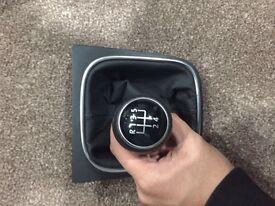 Golf mk6 5 speed genuine gear knob