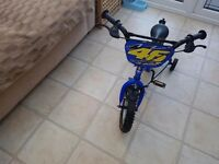 Boys 12 Inch bike like new not been used