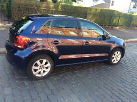 LOW MILEAGE BEAUTIFUL VW POLO MATCH EDITION