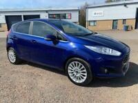 Ford Fiesta Titanium 1.0 Ecoboost 14Reg £0Tax Immaculate as Corsa Clio Punto Micra Polo Astra 208