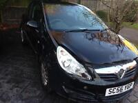 Vauxhall Corsa Salvage damaged repairable LOW MILES