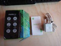 Motorola MOTO G5 [XT1675] 2GB RAM/16GB storage - Lunar Grey *Network Free*