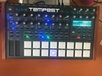 TEMPEST Analog Drum Maschine Dave Smith