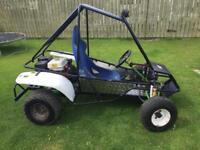 Off road buggy Honda engine
