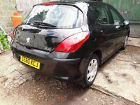 2010 Peugeot 308 HDi - Spares or Repairs