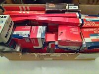 Job Lot Various Car Accessories Ignition leads,Rack Boot Kits,wheel cylinders