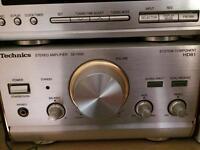Technics music system