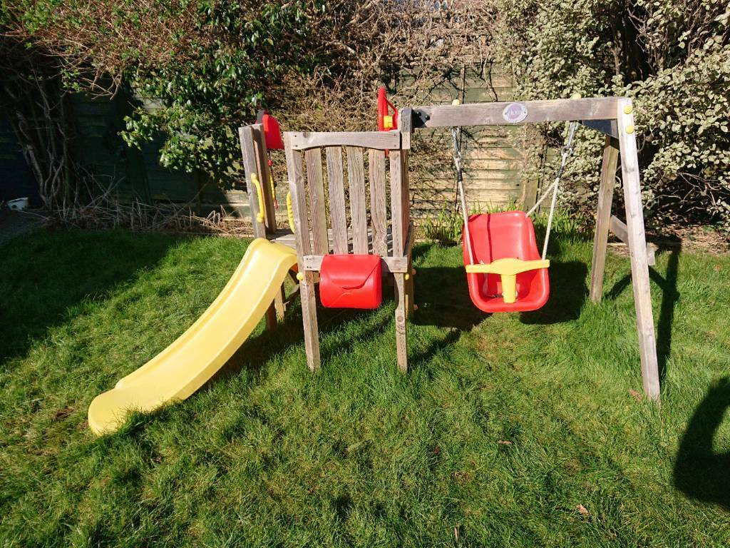 Plum Toddlers Tower Wooden Play Centre In Portishead Bristol Gumtree