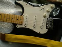 Strat style guitar now reduced from£130 to £100!!!
