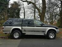 2004 Mitsubishi L200 Animal model. Full leather. Excellent condition 4x4 pick up Truck. NO VAT!!