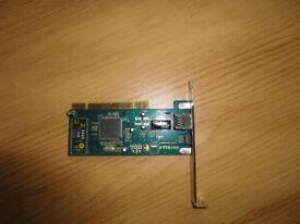 PCI Network Adapter: Netgear FA311v1