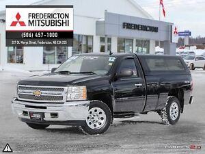 2012 Chevrolet Silverado 1500 LS! 4X4! V8! REG CAB LONG BOX!
