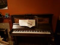 Spencer Tall Piano good condition