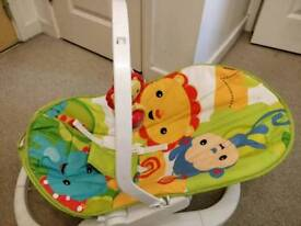 Fisher peice baby bouncer