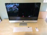 Apple iMac, Mid 2010 3.2 GHz Intel Core i3 processor with 8GB memory and 1TB SATA Disk