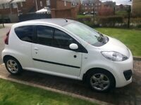SPECIAL EDITION PEUGEOT 107 ENVY - PRICED UNDER VALUE FOR QUICK SALE- SPECIAL EDITION PEUGEOT ENVY