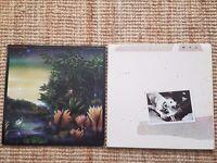 Fleetwood Mac x2 Vinyls, Tusk and Tango in the night, Original