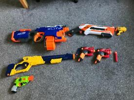 Nerf guns for sale