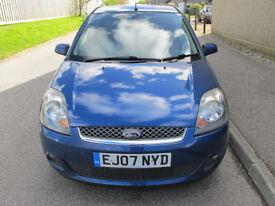 Fiesta Ghia 1.4TDCi £2150 o.n.o.