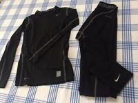 Nike fro fit base layer age 10-12yrs 140-152cm