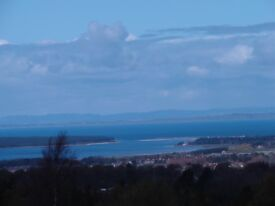 House for sale overlooking the Moray Firth
