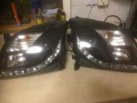 Vauxhall Vectra / signum led day time running headlights