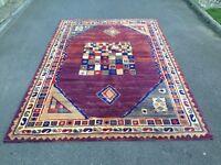 Beautiful Caspian Machine made rug size: 300 x 200 cm. with underlay.
