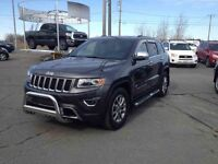 2014 JEEP GRAND CHEROKEE LIMITED CUIR TOIT NAVIGATION MAGS