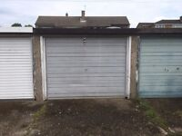 Lock-up garage to rent for storage of vehicle or goods in Maidstone