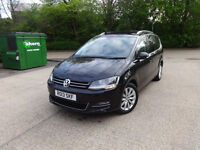 Volkswagen Sharan Sel TDi Bluemotion Technology Dsg Semi-Automatic Diesel 0% FINANCE AVAILABLE