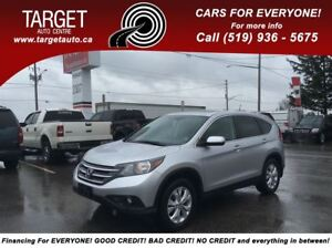 2012 Honda CR-V EX, 4wd, Drives Great Very Clean and More !!!
