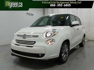 2014 Fiat 500L Sport  4Dr. Hback  Easy Sunroof  Nav Capable $134