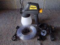 180P Power outdoor spraying kit never used.