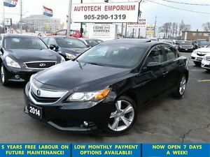 2014 Acura ILX Prem.Sunroof/Leather/Camera&GPS