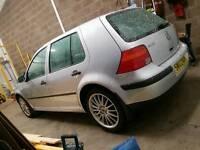 VW mk4 golf