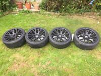 """3sdm 0.01 18"""" alloy wheels 5x110 fitment"""