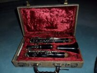 Clarinet - Boosey and Hawkes Regent