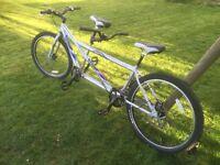 Raleigh Pioneer Mountain Bike Tandem